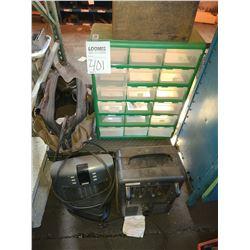 Tool box, tool bags, organizers and heaters, metal box