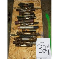 Small assorted lot of new drill bits