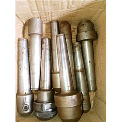 Assorted milling heads