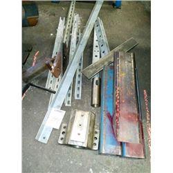 Assorted metal lot