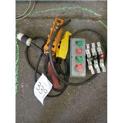Assorted controls lot