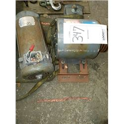 Magnetek motor and Emerson motor (motors seem free)