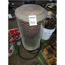 Electric Industrial Space Heater