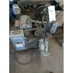 Transfer or Supply  hydraulic fluid  pump unit (480 V) (could possibly go with lot 114B)