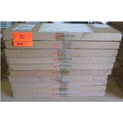 Qty 10 Enphase M210-84-2LL-S22-IG Microinverters