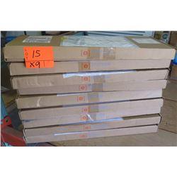Qty 9 Enphase M210-240-IQ7-S22-RMA