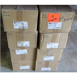 """24 Boxes of 4"""" Neer TC-620 EMT Couplings (6 in each box, 144 total qty)"""