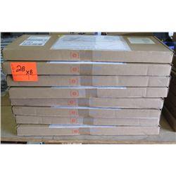 Qty 8 Enphase M190-240-IQ7-S22-RMA Micro Inverters