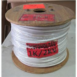 Spool of Wire - Encore #10 Photovoltaic Wire