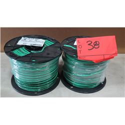 2 Spools of #12 Wire