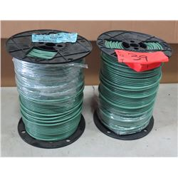 2 Spools of # 10 Wire