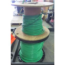 2 Spools of #6 Wire
