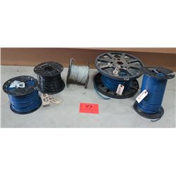 5 Spools of #12 Wire