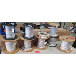8 Spools of #10 Wire