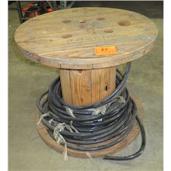 1 Spool of Large-Gauge Wire