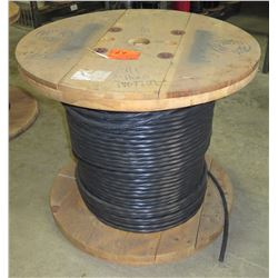 1 Spool of Black Wire