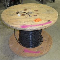 1 Spool of #1 Black Wire