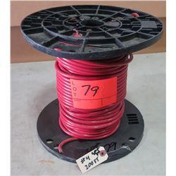 1 Spool #4 Wire