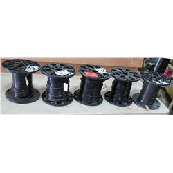 5 Spools of #6 Wire