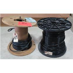 2 Spools #4 Wire