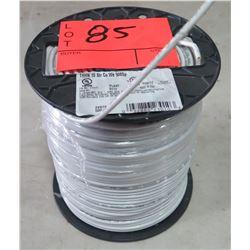 1 Spool #10 White Wire