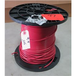1 Spool #9 Red Wire