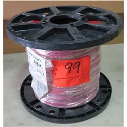 Sealed Spool CerroWire #8 Red Wire, 500Ft. Spool