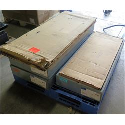 Contents of Pallet: GE Panel Board Electrical Boxes