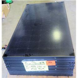 Qty 3 SunPower 250W Solar PV Panels