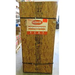 Sunbandit 119EU Hybrid Solar Electric Water Heater in Crate