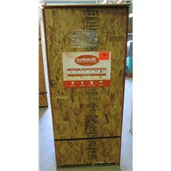Sunbandit 80EU Hybrid Solar Electric Water Heater in Crate