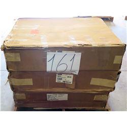 Qty 2 Boxes SunPower ACP12049 (60/box) & Hoffman Concept Wall-Mount Enclosure