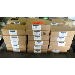 26 Boxes SunPower 304001D Solar Mount Optimized L Foot (each box has 20, total 520 qty)