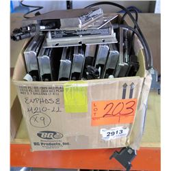 Qty 9 Enphase M210 Micro Inverters