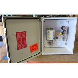 Amtec Solar Electrical Box