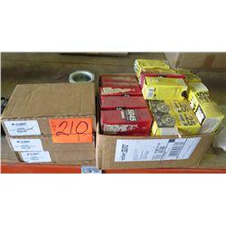 Unirac Clips and Ramset Cartridges