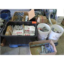 Contents of Pallet: Electrical Supplies, Conduit, etc