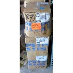 """7 Boxes of IPS 1 1/2"""" Rain Collar Model RC1 (each box has 100, total 700 qty)"""