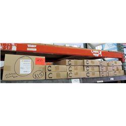15 Boxes Ironridge FM-FF2-001 Flash Foot (4 in each box, 60 total qty)