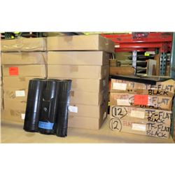 21 Boxes of Echo Fasten TF-W Tile Flashing and 4 Boxes of TF-Flat (total 300 qty)