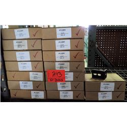 50 Boxes of Unirac 304000D Serrated L Foot Mount (20 in each box, 1000 total qty)