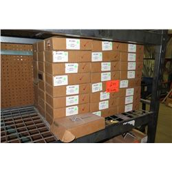 70 Boxes of Unirac 302006C End Clamps (20 in each box, 1400 total qty)
