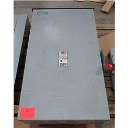 Semens Heavy Duty Safety Switch, 600V, Cat. HNF265R