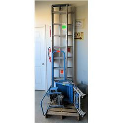 Safety Hoist MS123 Ladder Lift