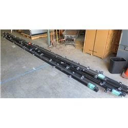 Bundle of Solar Panel Racking, Appears Used