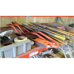 Ladder Rail Extensions, Paint Rollers, etc