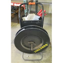 Metal-Strapping Cart w/ Tools