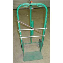 Greenlee Hand Truck Wire Cart