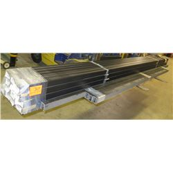 "13 Bundles Ironridge XR100 Rail 168"" (14') XR-100-168B (4 per Bundle = 52 Total)"