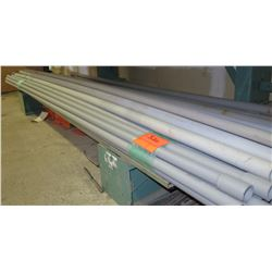 Multiple PVC Pipes Misc Sizes